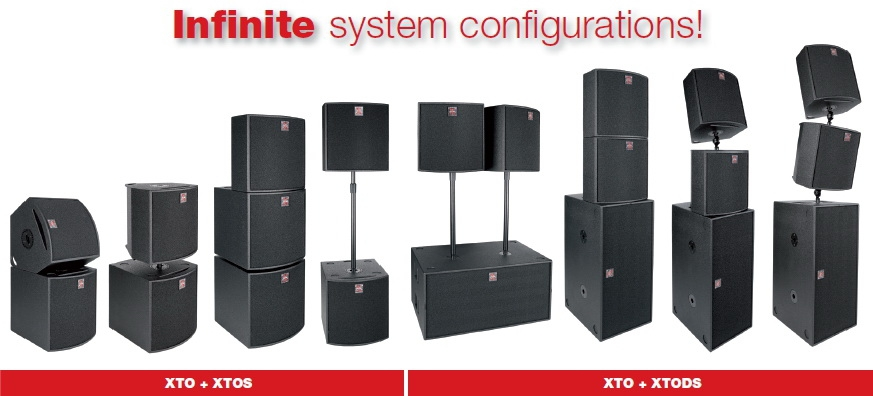 configurations X-one